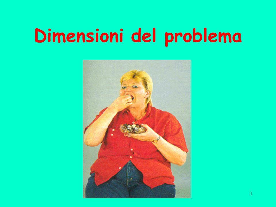 32 Grassi alimentari Istituto Nazionale della Nutrizione Tra l inizio degli anni 50 e la fine degli anni 70 si stima che in Italia vi sia stato un aumento dei grassi visibili dal 12% al 19% dei grassi invisibili animali dal 7% all 11%