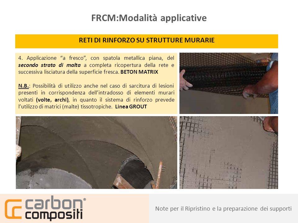Presentazione27 COMPONENTI DEI SISTEMI CARBON-COMPOSITI: TESSUTI DI RINFORZO – Esempio di Schede Tecniche Materiali per il Rinforzo Strutturale