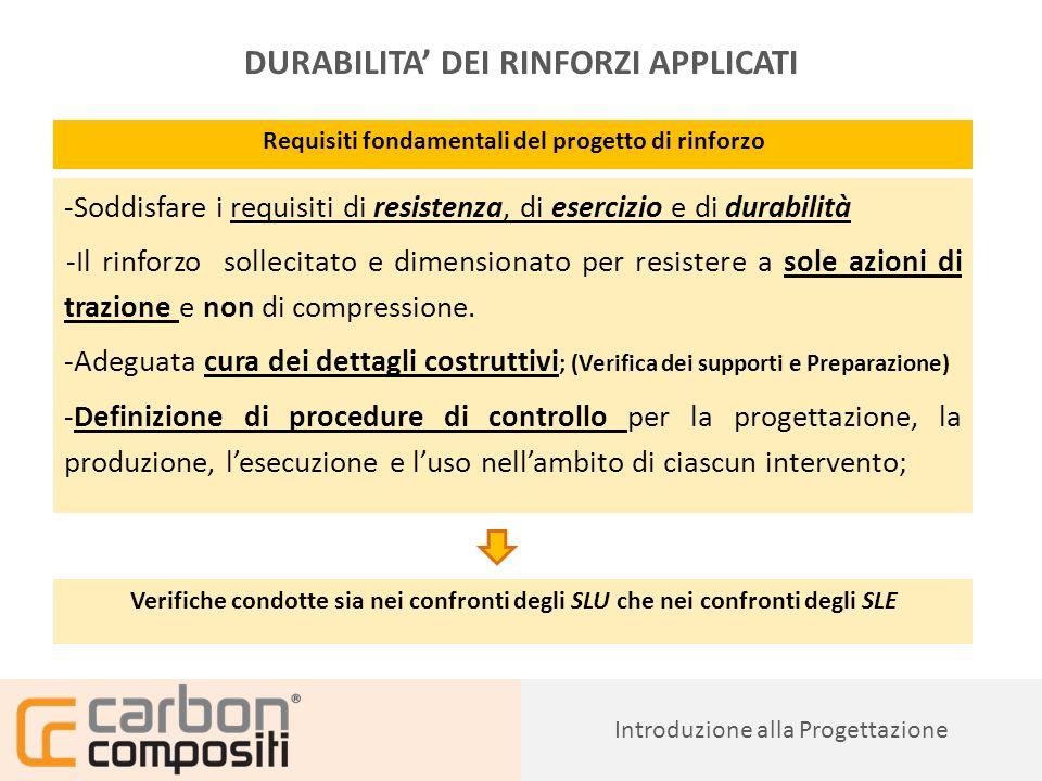 Presentazione36 DURABILITA DEI RINFORZI APPLICATI EVITARE ERRORI DI PREPARAZIONE ED INCOLLAGGIO DELLA MATRICE Per giunzioni adesive si individuano tre tipologie di frattura: 1.Frattura coesiva.