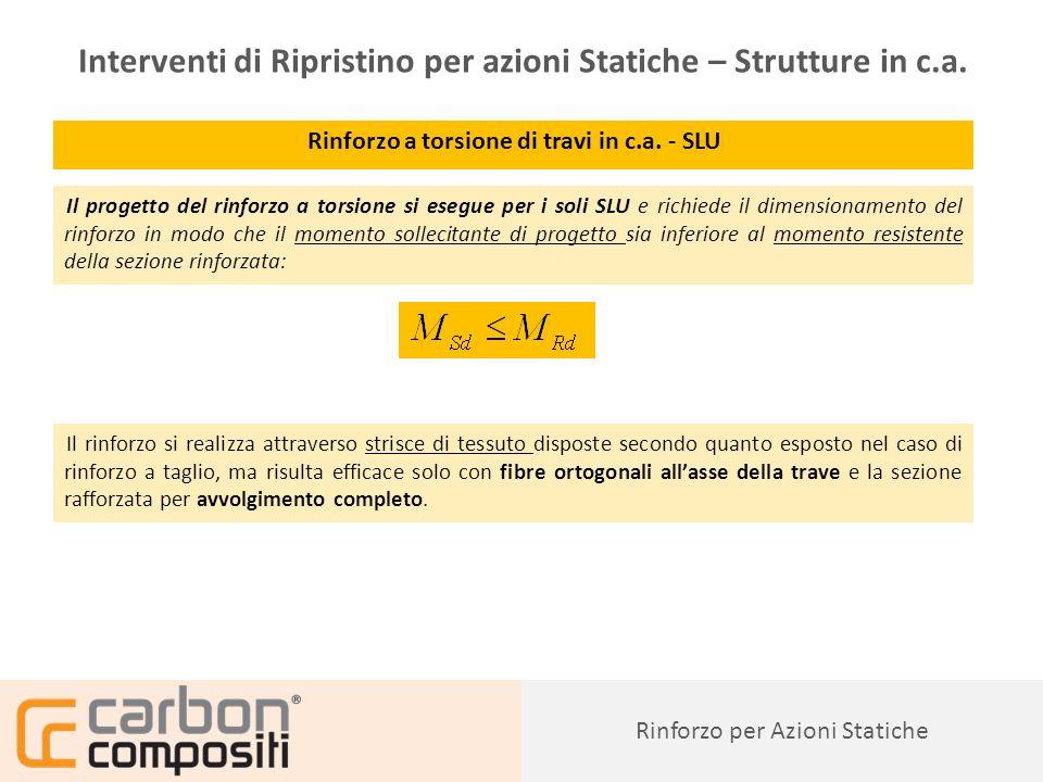 Presentazione49 Confinamento di pilastri in c.a.