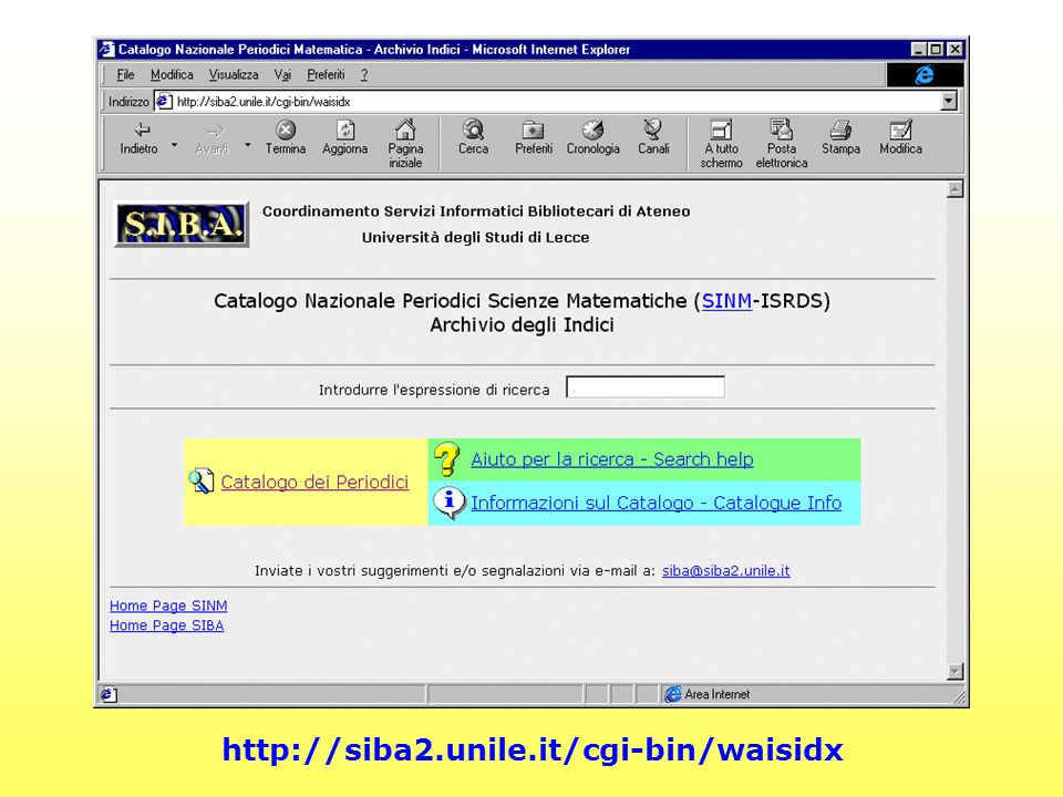 http://siba2.unile.it/cgi-bin/waisidx