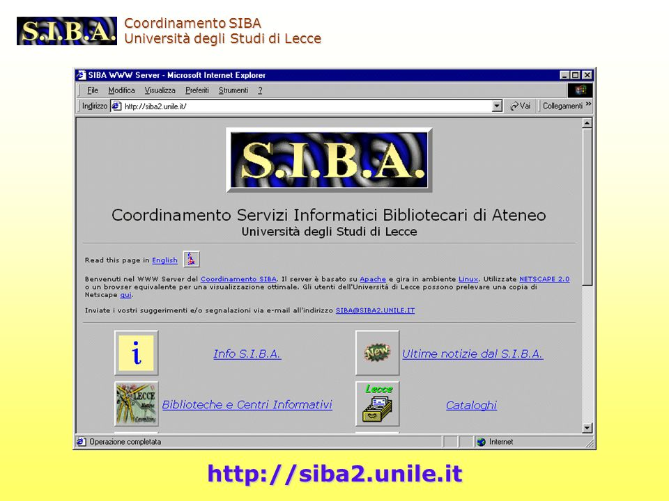 http://siba2.unile.it/archives/tl52search.html