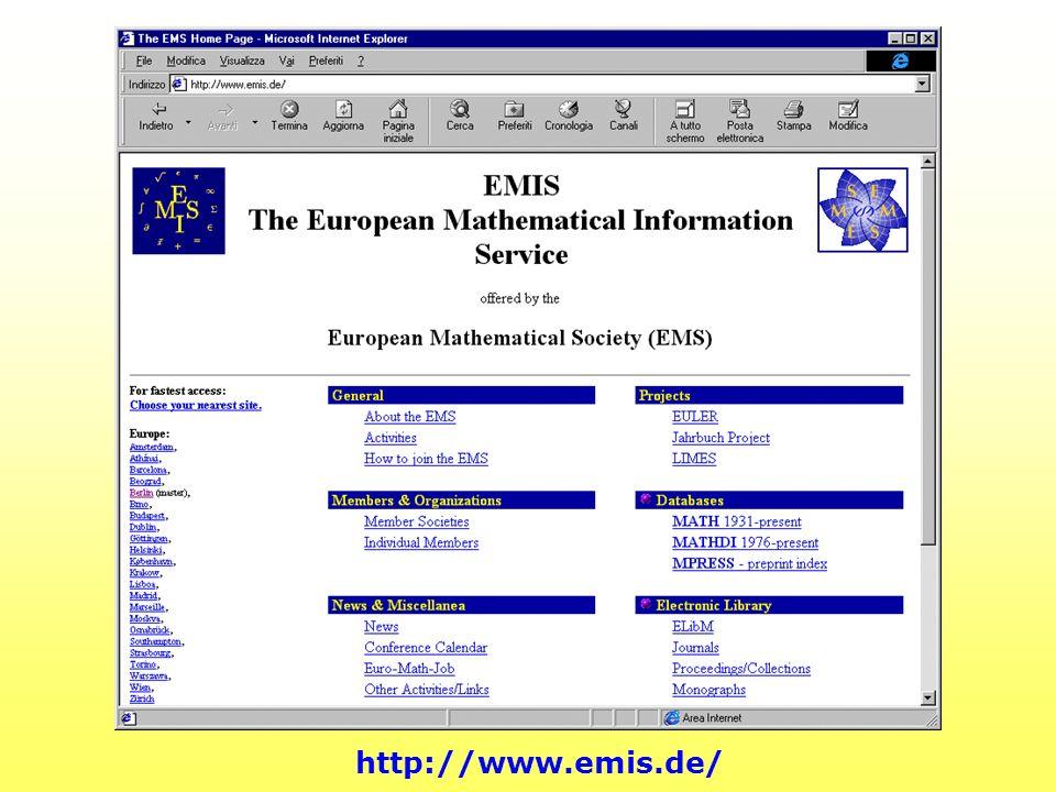 http://www.emis.de/