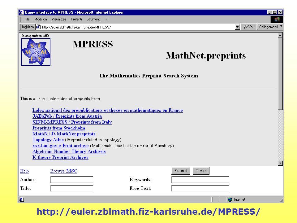 http://euler.zblmath.fiz-karlsruhe.de/MPRESS/