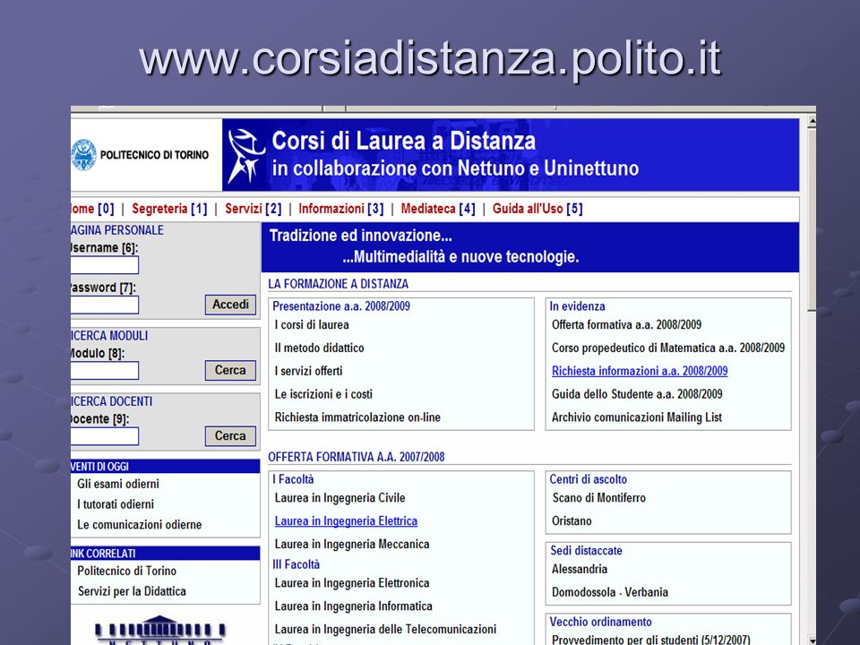 1Paola Suria Arnaldi www.corsiadistanza.polito.it