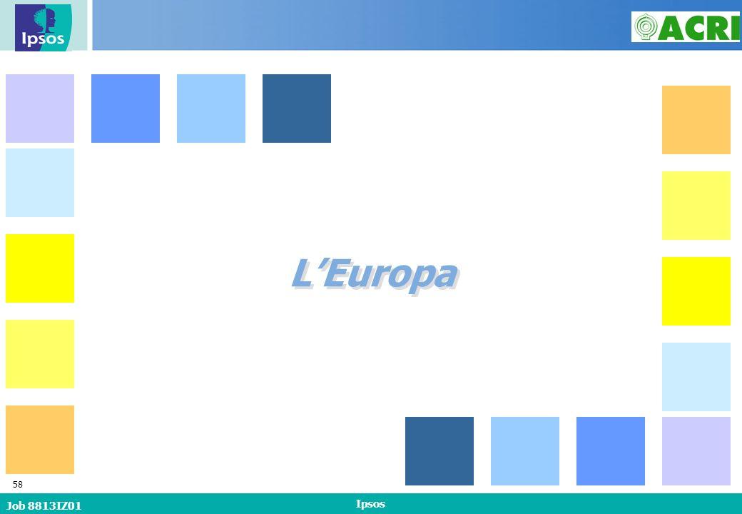 Job 8813IZ01 Ipsos 58 LEuropa