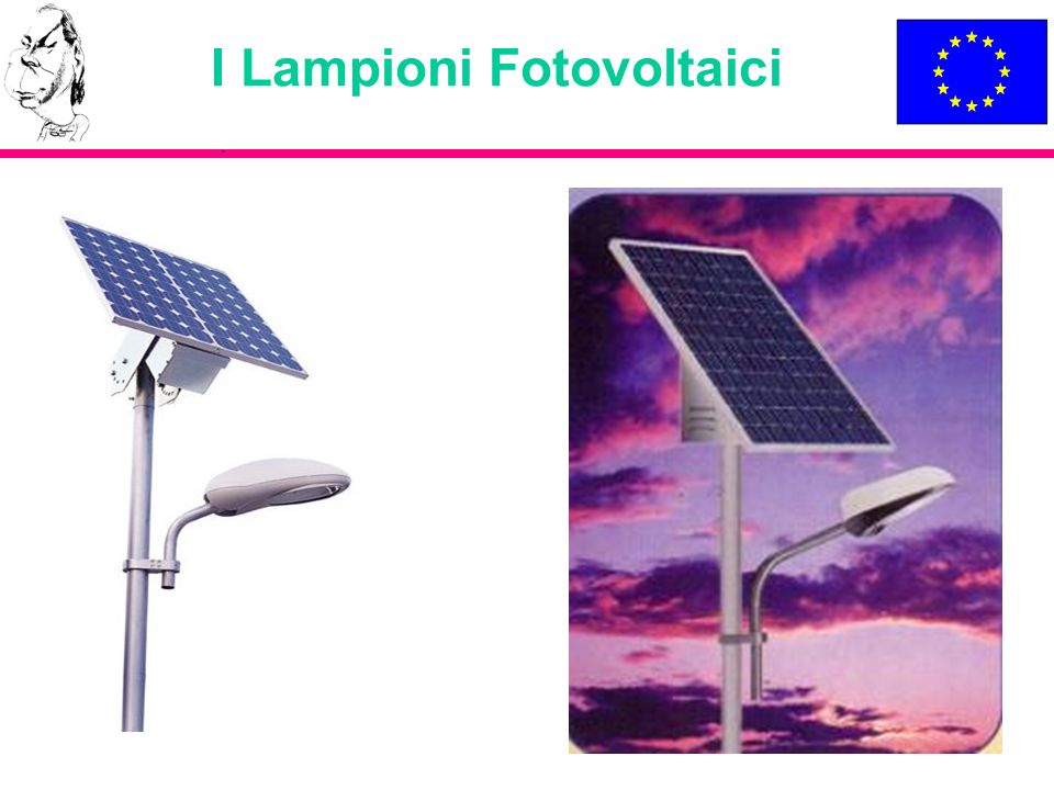 I Lampioni Fotovoltaici