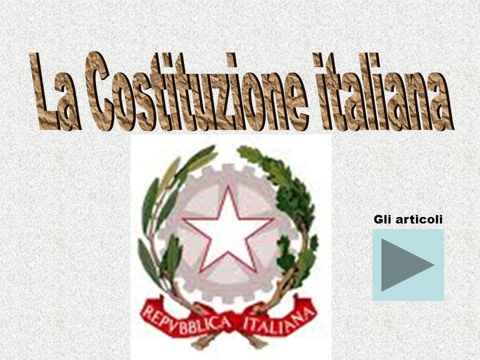 Larticolo 5 introduce dei termini molto discussi oggi quali: il decentramento e e il federalismo.