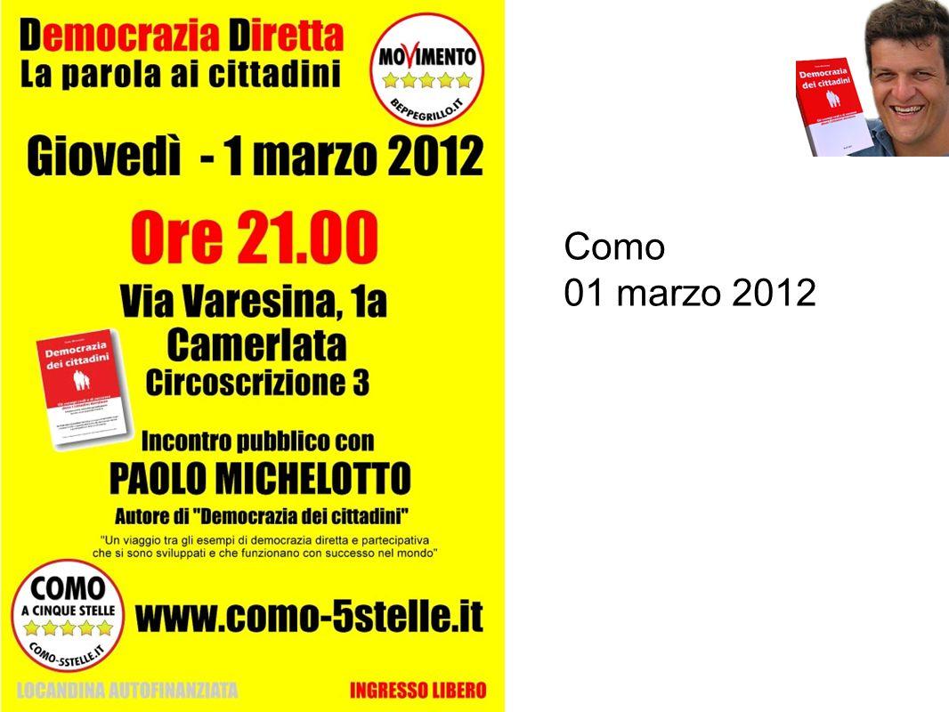 Como 01 marzo 2012