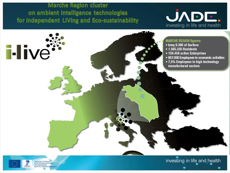 13 cornice strategica e contesto di riferimento per molteplici progetti locali, nazionali, europei: JADEApolloInnovAgeSmiling Italia Longeva ….