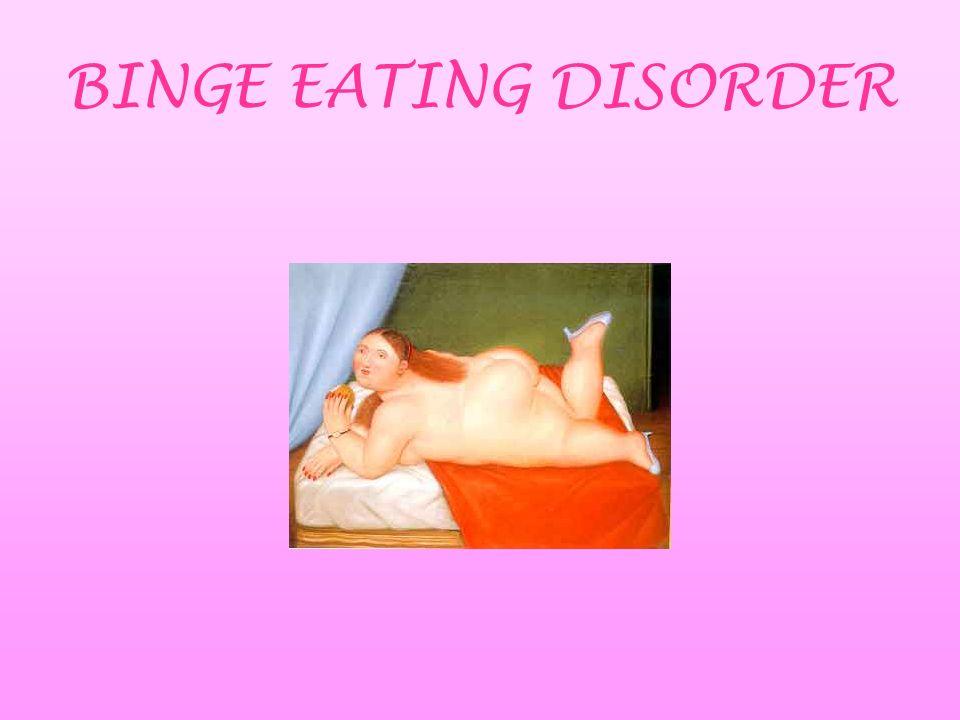 -episodi ricorrenti di alimentazione incontrollata con sensazione di perdita del controllo durante lepisodio -mangiare più velocemente del solito,m.