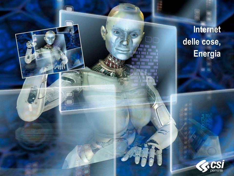 Internet delle cose, Energia