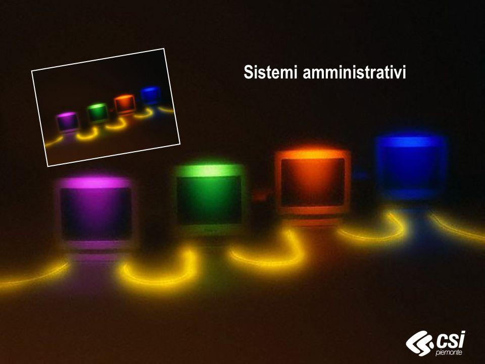 Sistemi amministrativi