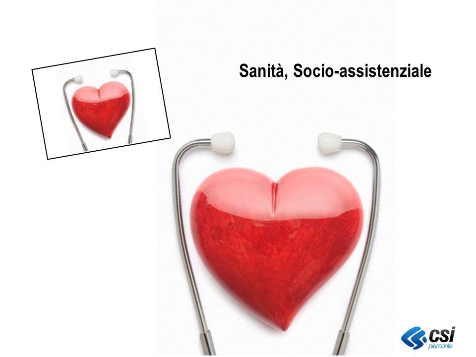 Sanità, Socio-assistenziale