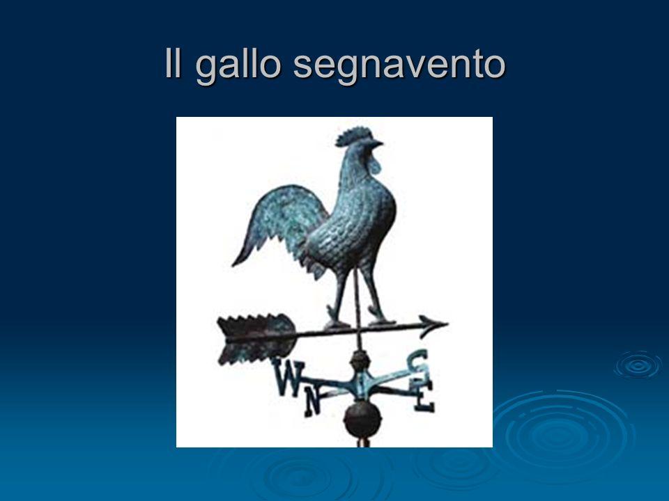 Il gallo segnavento