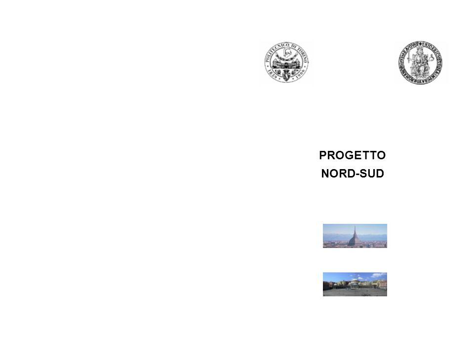Regione Campania UFFICI PREPOSTI AL PROGETTO NORD – SUD.