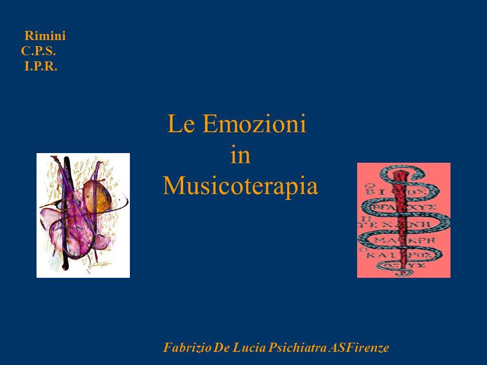 Le funzioni della musica (Mod.