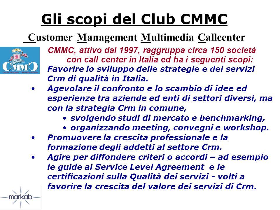 CRM: Customer Relationship Management ovvero la relazione con il Signor C C come Cittadino C come Cliente C come Collaboratore