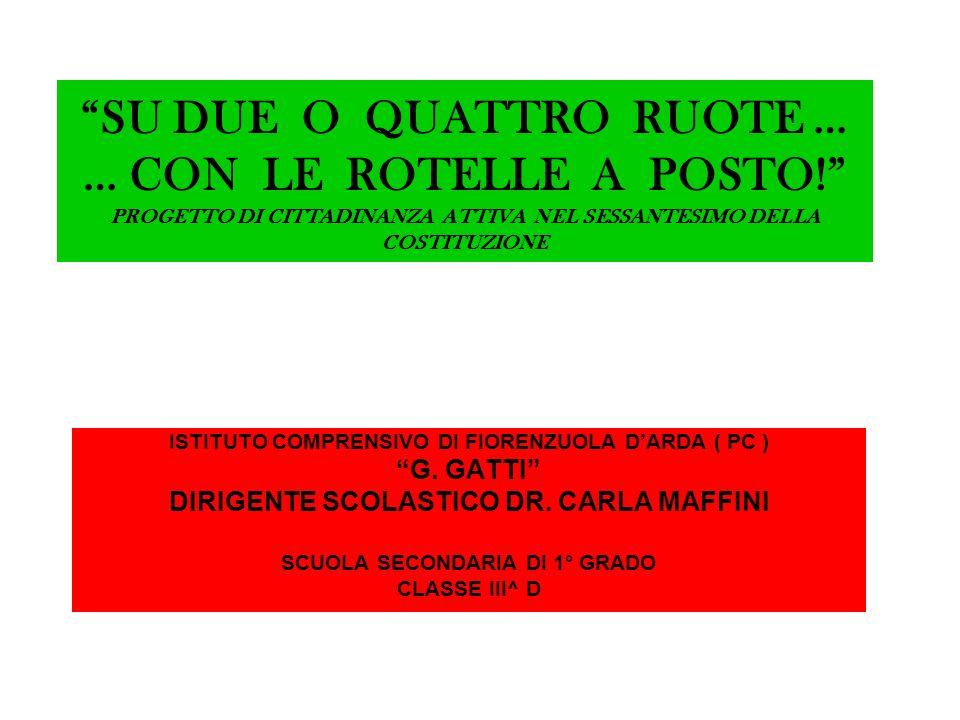COSTITUZIONE ITALIANA 1948 - 2008 Art.