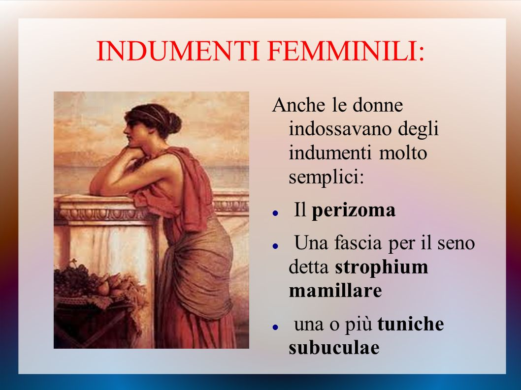 ISTRUZIONE FEMMINILE: Le bambine romane imparavano a leggere, scrivere e far di conto se i genitori potevano permettersi di pagare un maestro privato.