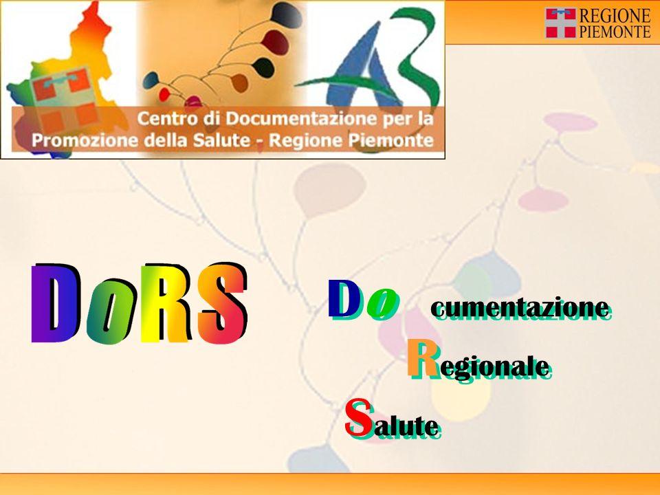 BVS-P La Deliberazione istitutiva della BVS-P è pubblicata sul Bollettino Ufficiale della Regione Piemonte n.