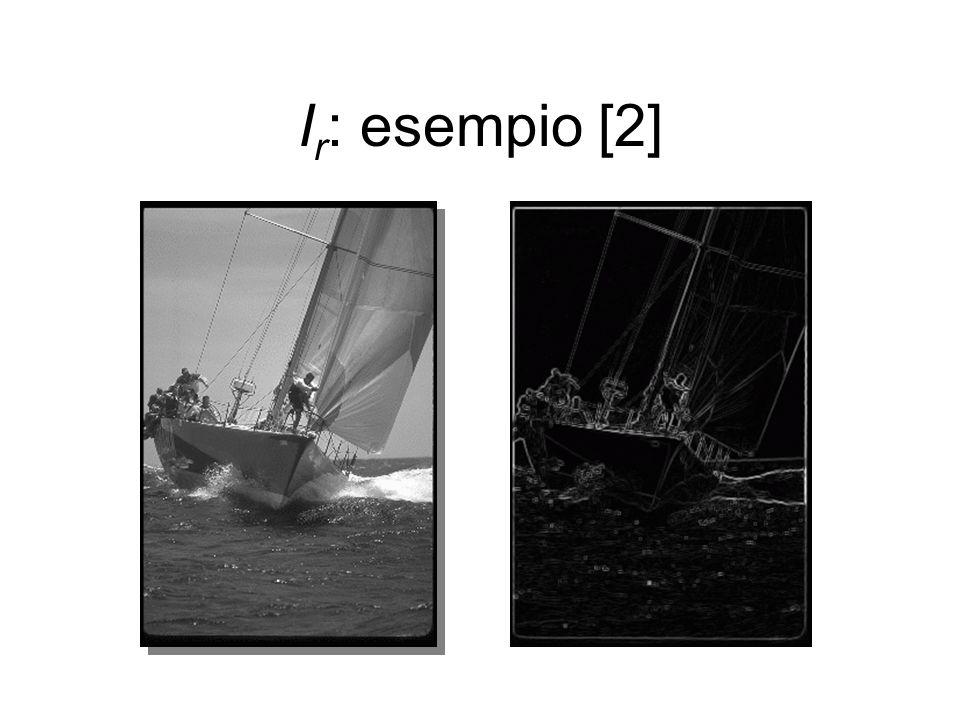 I r : esempio [2]