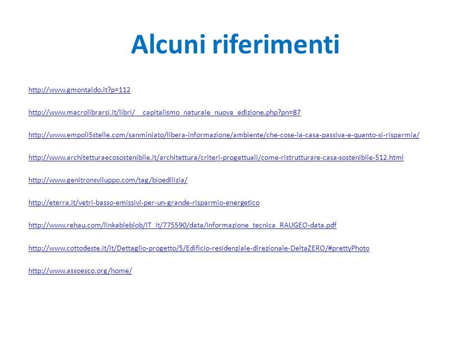 Alcuni riferimenti http://www.gmontaldo.it?p=112 http://www.macrolibrarsi.it/libri/__capitalismo_naturale_nuova_edizione.php?pn=87 http://www.empoli5s