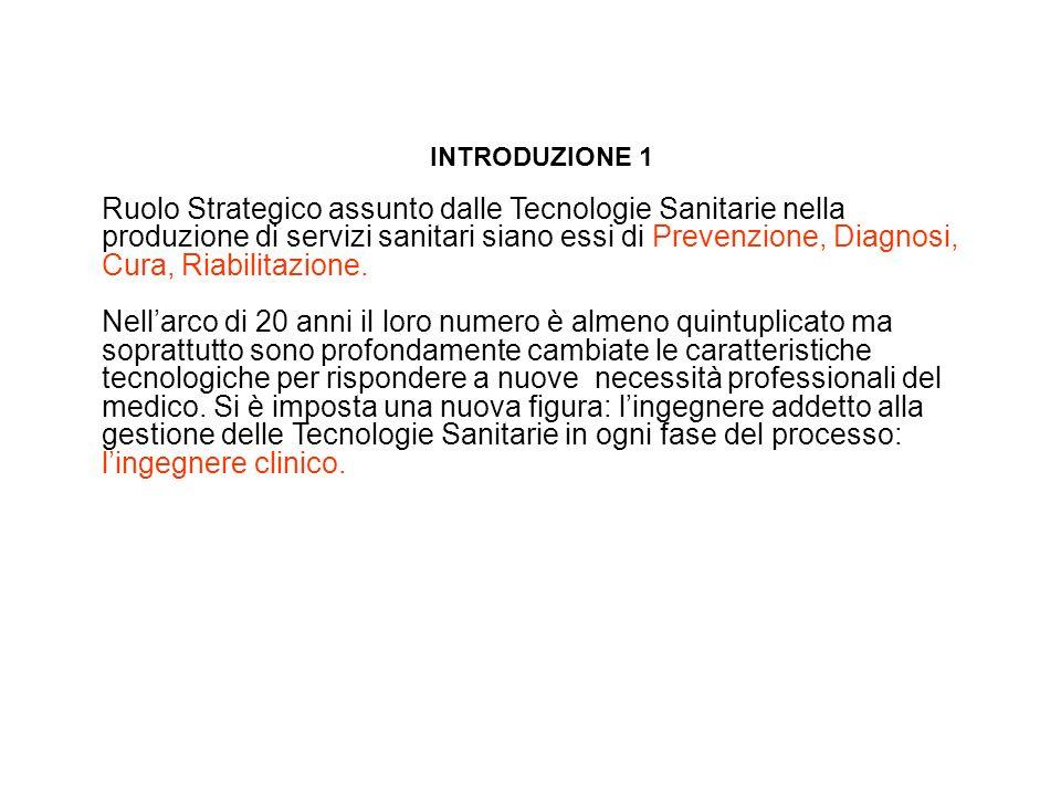 Codifica CND (6) La Categoria Costituisce la 1° stratificazione gerarchica.