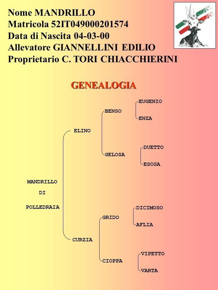 Conseguenze della consanguineità *consanguineità nella progenie; **consanguineità nelle madri.