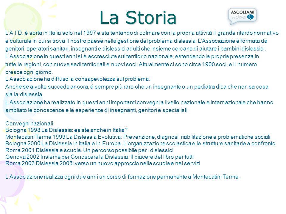 La Storia LA.I.D.
