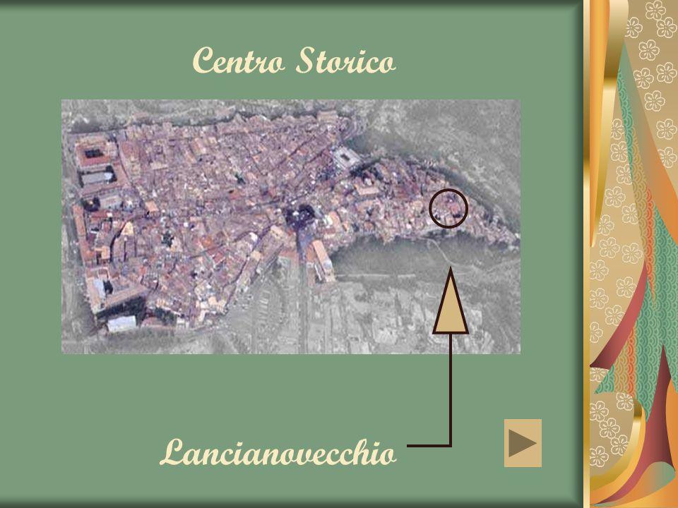Centro Storico Lancianovecchio