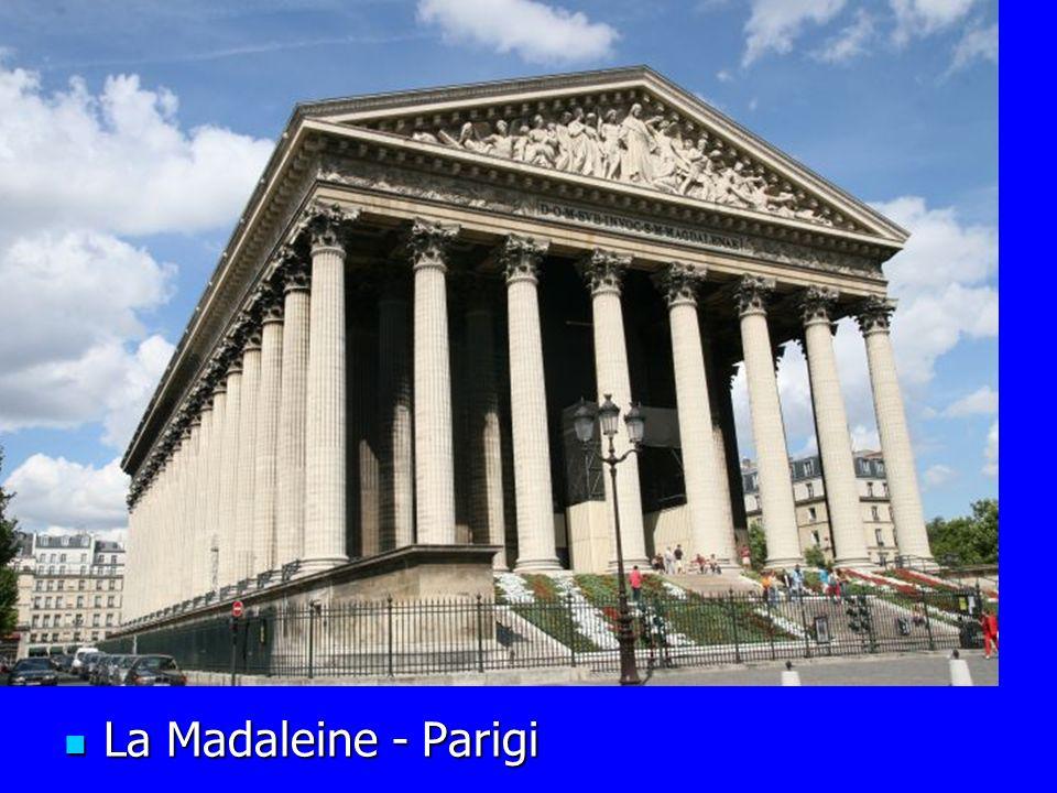 La Madaleine - Parigi La Madaleine - Parigi