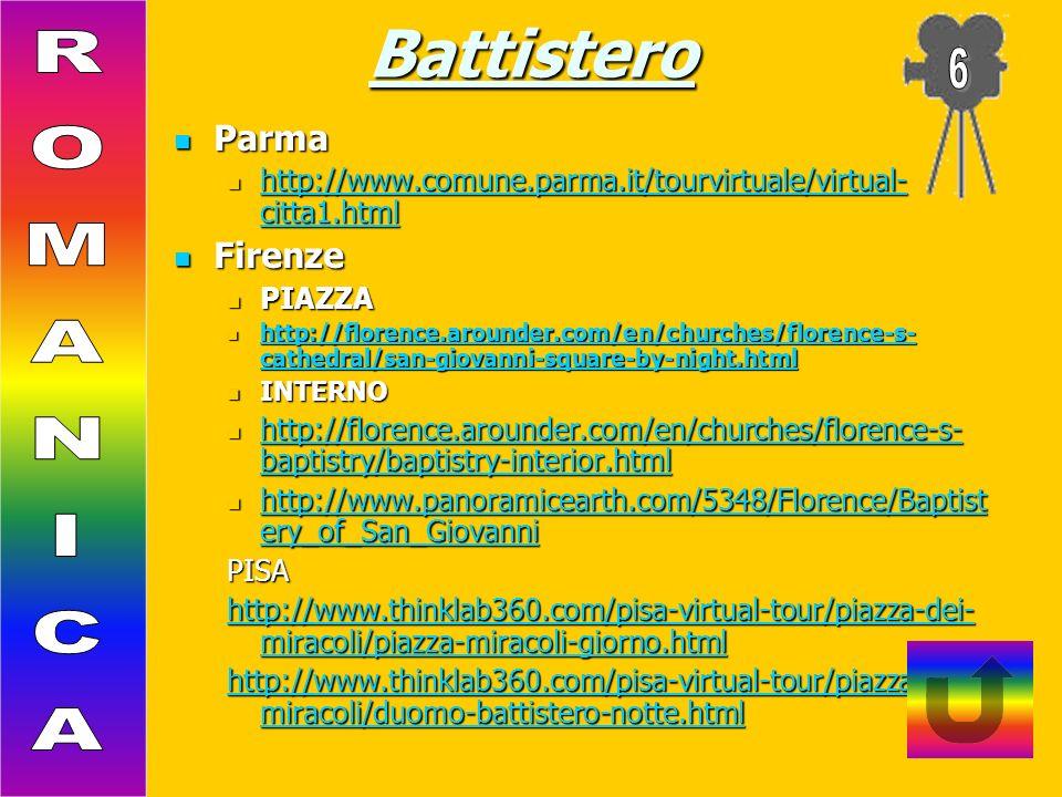 Parma Parma http://www.comune.parma.it/tourvirtuale/virtual- citta1.html http://www.comune.parma.it/tourvirtuale/virtual- citta1.html http://www.comun