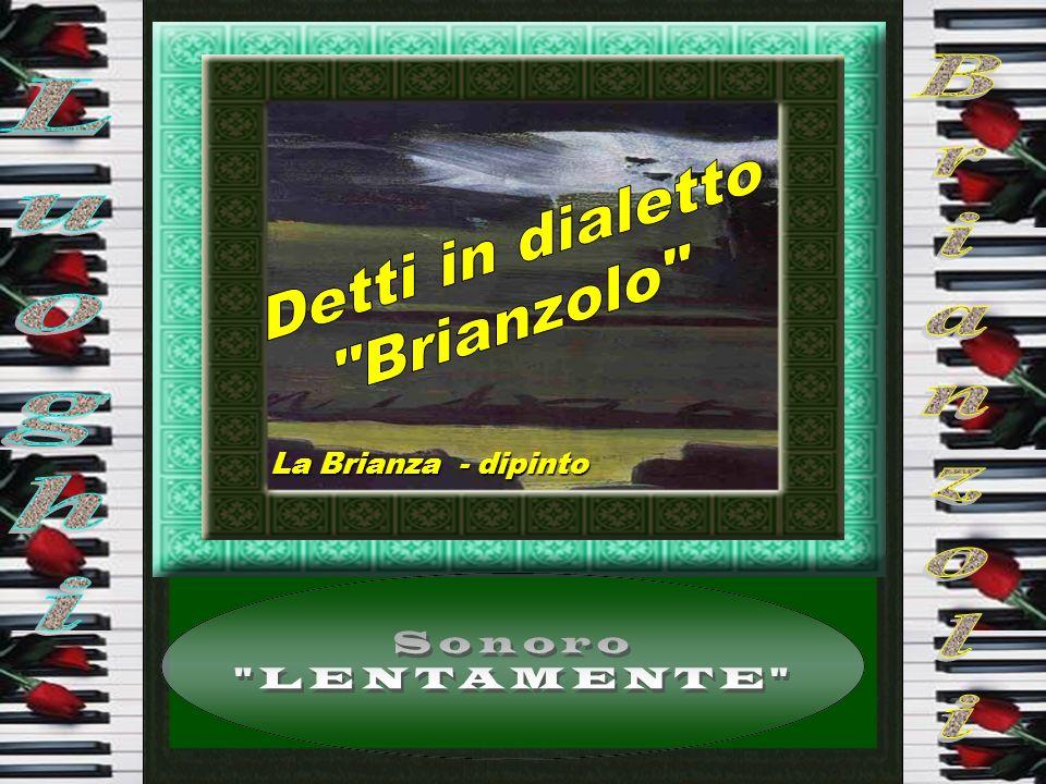 La Brianza - dipinto