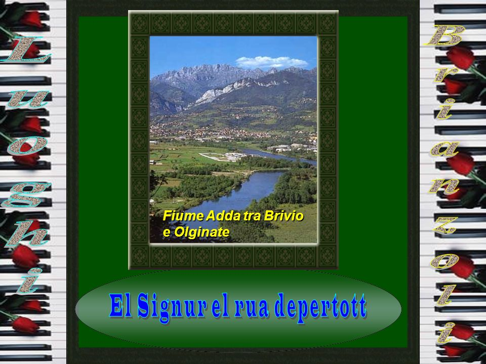 Montevecchia monte Resegone monte Resegone