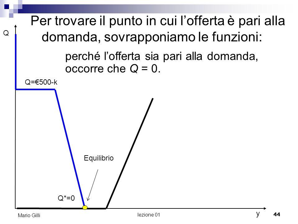 lezione 01 45 Mario Gilli Che cosa cambia con le modifiche apportate nel 1998 allaccordo proposto.