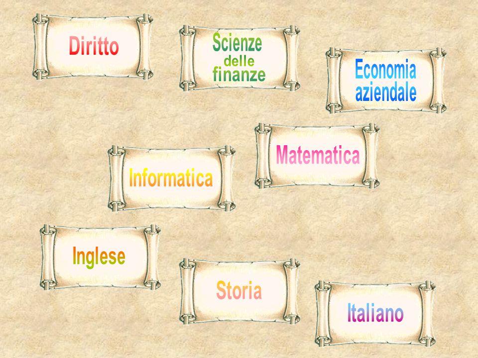 Anno scolastico 2005 - 2006 Istituto Tecnico Commerciale Padre A.M. Tannoia Ruvo di Puglia (BA)