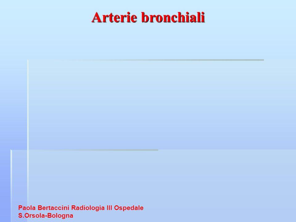 Tommaso Bartalena - Radiologia III S.Orsola-Bologna