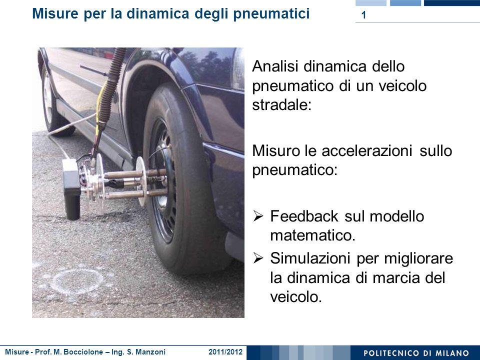 Misure Autocorrelazione e Time averaging Ing. Giorgio Busca tel.: 02.2399.8445 e-mail: giorgio.busca@mail.polimi.it@mail.polimi.it http://misure.mecc.