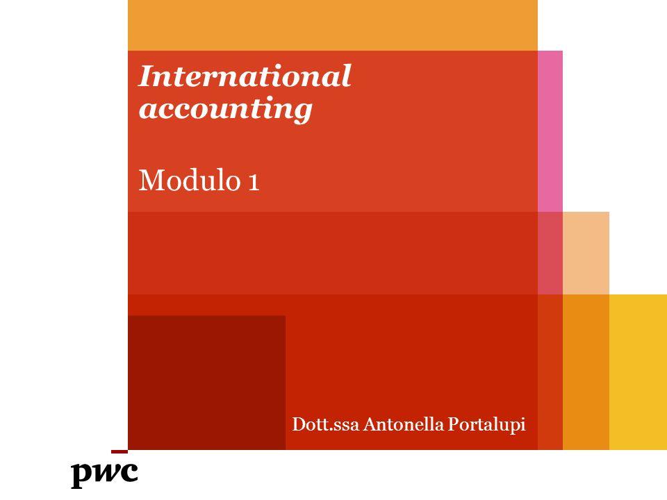 PwC La situazione in Italia (continua) NB: Bilanci desercizio predisposti secondo IAS/IFRS obbligatori dal 2006 (facoltativi nel 2005) Facoltà: - Società controllate da società quotate, banche, enti finanziari vigilati e altre società che redigono il bilancio consolidato (escluse le società minori ex art 2435-bis CC) facoltà di applicare gli IAS/IFRS nella redazione del bilancio desercizio e del bilancio consolidato.