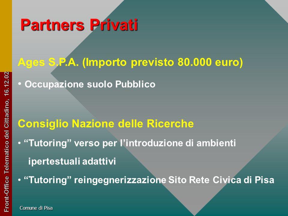Partners Privati Cedaf s.r.l.