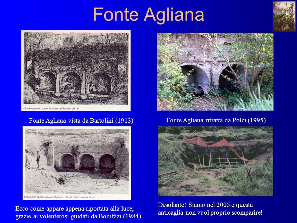 Fonte Agliana Desolante. Siamo nel 2005 e questa anticaglia non vuol proprio scomparire.