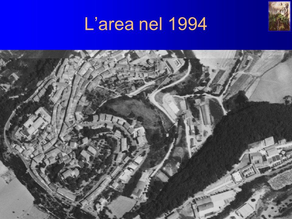 Larea nel 1994