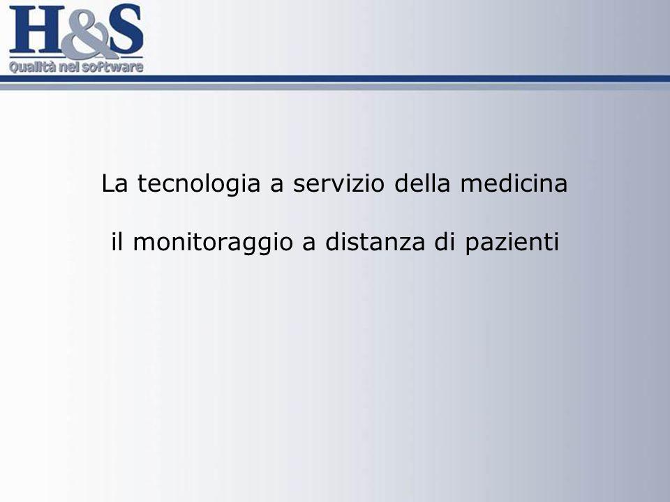 La tecnologia a servizio della medicina il monitoraggio a distanza di pazienti