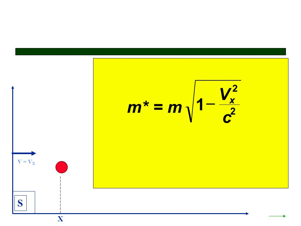 S X m* = m V c x 1 2 2