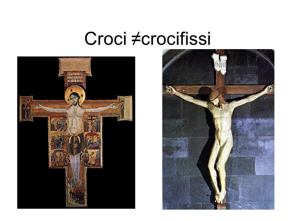 Croci crocifissi