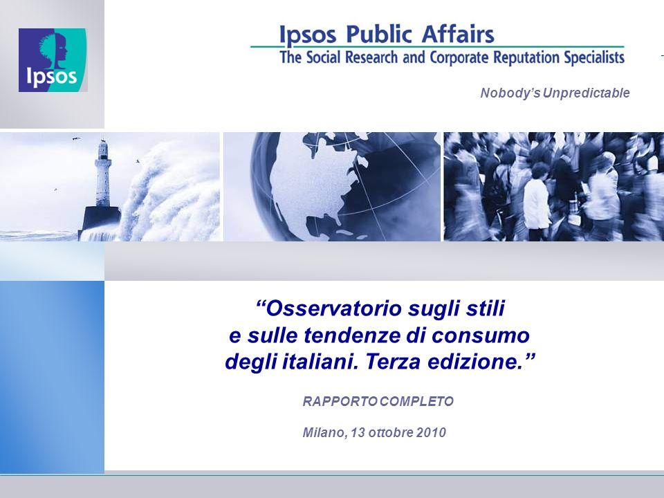1 THE RULING COMPANIES A s s o c i a t i o n Cross Learning: Workshop in cui autorevoli esponenti delle Nobodys Unpredictable Milano, 13 ottobre 2010