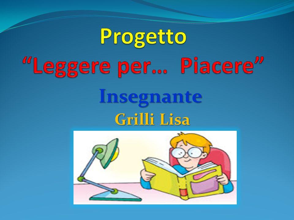 Insegnante Grilli Lisa Grilli Lisa