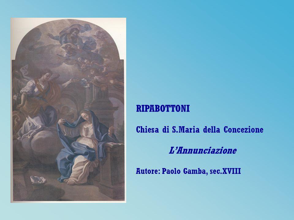 CASTELPETROSO Santuario dellAddolorata Fuga dallEgitto ( particolare ) Autore: Amedeo Trivisonno sec.