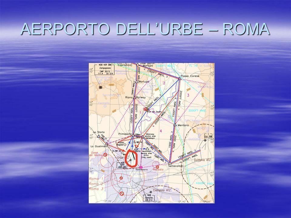 AERPORTO DELLURBE – ROMA